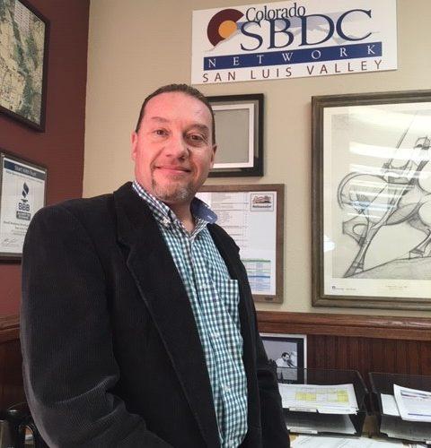Jason C. Medina, Director SLV SBDC